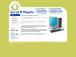 Retail IT Projects | Sales IT Training | Computer Networking Cabling | Web Design More | Five