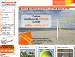 retiprotezione. it - reti di protezione - reti di recinzione per lo sport, l'edilizia e l'agricoltu