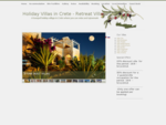 Holiday Villas in Crete - Retreat Village