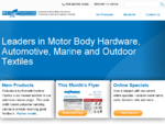 Reid Twiname Ltd - Leaders in Motor Body Hardware, Automotive, Marine and Outdoor Textiles