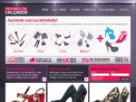 REVENDA DE CALÇADOS - Venda por catálogo - Atacado de Calçados - Coleção 2014 - Renda extra e margem