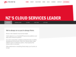 Revera limited - Revera Limited High integrity IT infrastructure New Zealand