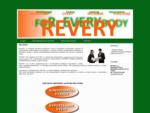 REVERY - všetky finančné služby na jednom mieste