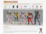 Revoltech (12522;12508;12523;12486;12483;12463;) - Premier site d'informations français