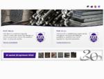 Ettevõttest | RGR Metall RGR Airon - metalli lõikamine, metallimüük, metallivedu, metalli