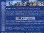 Rhodos Travel Informationen und Reiseangebote