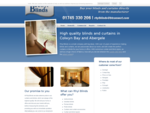 Blinds Curtains - Ruthin, Llandudno, Denbigh | Rhyl Blinds