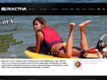Riactiva - Escola de Windsurf e Kitesurf | Costa Nova Aveiro Portugal