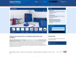 Produttore resistenze elettriche, Sistemi riscaldanti, Produce resistenze - RICA