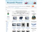Ricambi Auto Pisano on line