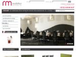 RM Mobilier - Fabricant de mobilier professionnel - Meubles de bureaux