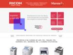 Copiadoras Ricoh León - Máquinas, Refacciones y Servicio, S. A. de C. V. MARESE