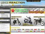 Piegrave;ces et accessoires scooter, meacute;caboite - Ride Reaction