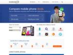 Mobile phone comparison at broadbandchoices