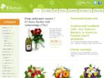Lilled - Rikets e-lillepood - Lillede saatmine kulleriga