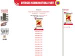 RiktpunKt - Organ för Sveriges Kommunistiska Parti