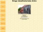Ringe Lokalhistoriske Arkiv