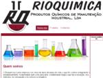 Rioquímica - Produtos Químicos de Manutenção Industrial, Lda. - Mem Martins