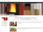 riscaldamento a caldaie stufe termocamini legna pellet sansa acquisti e vendita T. R. Energia Trapani ...