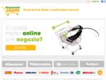 Risparmio Super il sito gratuito che confronta i prezzi dei supermercati