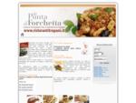 . In punta di forchetta - www. ristorantitrapani. it.