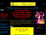 scuola di ballo salsa e latino americano