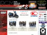 Rive Gauche Motos Paris - Vente de motos d'occasions et neuves