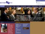 Front page - Restaurant Riverside in Vilnius, Lithuania