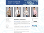 Wellington's Shirt and Tie Makers - Rixon Groove Wellington Mens Fashion Store, NZ