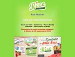 Rize Market, alimentation, produits orientaux, boucherie halal en région Rhône Alpes, Lyon et .