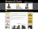 Riverina Lift Trucks