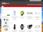 Bike accessories, parts and spares. Cycling apparel, clothing and componets. Bike Frames, wheels ...
