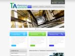 Tartessos Ascensores - Mantenimiento, montaje y reparación de ascensores en Sevilla y Huelva