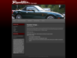 Roadster Garage - Mazda MX5, Miata and Eunos Roadster aftermarket parts and Accessories - Buy New,