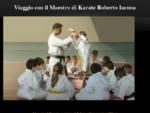 Via e Morte di mio figlio Roberto Iacona, maestro di karate e appassionato di ciclismo morto all'et