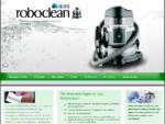 Roboclean Κεντρική σελίδα σύστημα καθαρισμού με φίλτρο νερού, ηλεκτρική σκούπα