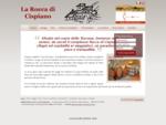 Agriturismo Rocca di Cispiano