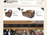 Fauteuil Club Canapé Club Chesterfield en Cuir, fauteuil club cuir