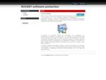 ROCKEY παράλληλο LPT και USB κλειδί, Σύστημα προστασίας αντιγραφής λογισμικού