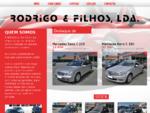 Rodrigo Filhos - Carros Usados, Carros Baratos, Stands Azeitão