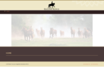 Majątek Rogowe Kopce, stadnina koni w Rabinówce
