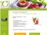 Keimling Rohkost-Akademie - Werden Sie Rohkost Gourmet Profi