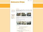 Roletarstvo Divjak - rolete, zunanje in notranje žaluzije, lamelne zavese, tende in markize