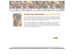 Counselling in Birmingham. Alison Rolfe Counselling.