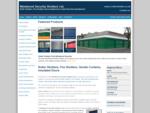 Westwood Security Shutters Ltd