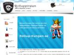 Rolluppiraten - Rollups Mässmaterial till billiga priser