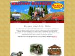 Maszyny rolnicze - GAZDA, Limanowa