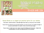 The Roman Blind Company