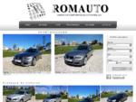 Romauto - Carros Usados, Carros Baratos, Stands Cascais