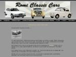 Romi Classic Cars - Uw auto restaureren in Polen restauratie, verkoop van Klassieke autos Classic .